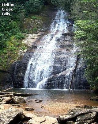Helton Creek Falls-upper small